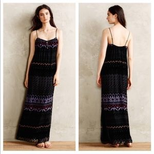NWT Black Perilla Maxi Dress by Cynthia Vincent